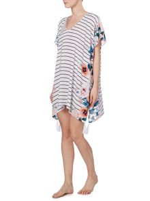 Seafolly Antique floral kaftan