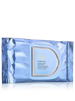 Double Wear On the Go Make Up Wipes