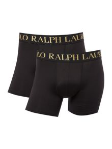 Polo Ralph Lauren 2 Pack Cycling Microfibre Trunks