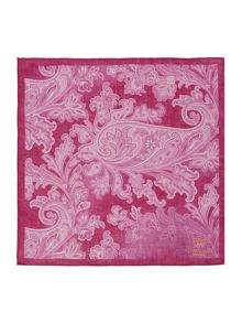 Richard James Mayfair Ombre Paisley Linen Hanks