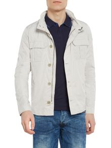 Guess 4 pocket foldable jacket