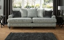 Linea Eleanor Large Scatter Back Sofa