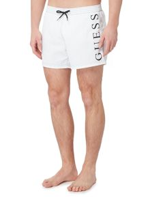Guess Side Logo Swim Shorts