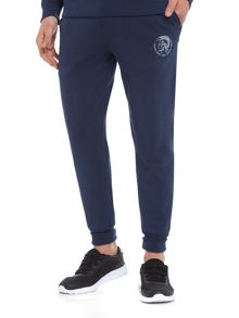 Diesel Mohican Head Peter Cuffed Joggers