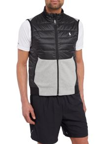 Polo Ralph Lauren Crest down fill vest
