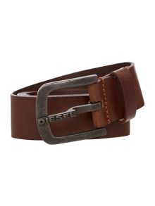 Diesel B-Dart Leather Belt