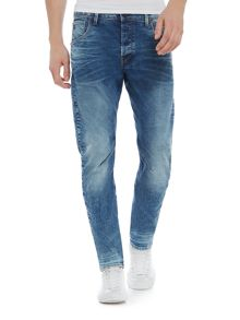 G-Star Arc 3D Orno slim fit mid wash stretch jeans