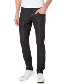G-Star Revend slander super slim dark wash stretch jeans
