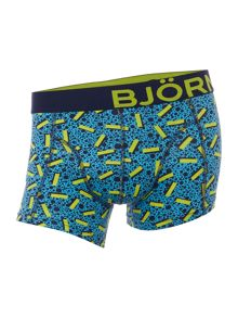 Bjorn Borg Rectangle Print Trunk