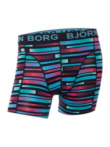 Bjorn Borg Micro Fibre Faded Stripe Trunk