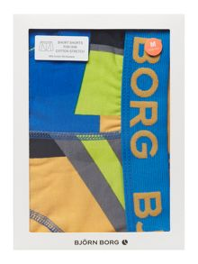 Bjorn Borg Multi Collage Print Trunk