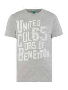 Benetton Boys United Logo 65 T-Shirt