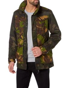 G-Star Camo field jacket
