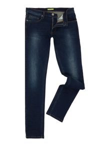 Versace Jeans Skinny fit mid wash jeans