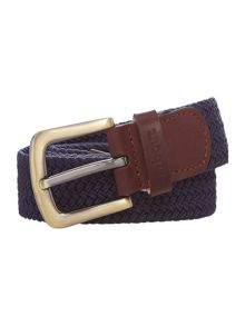 Barbour Stretch Webbing Belt