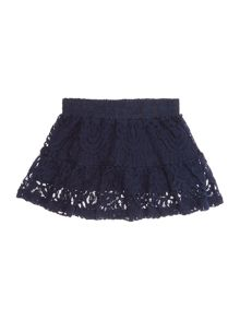 name it Girls Lace Tutu Skirt