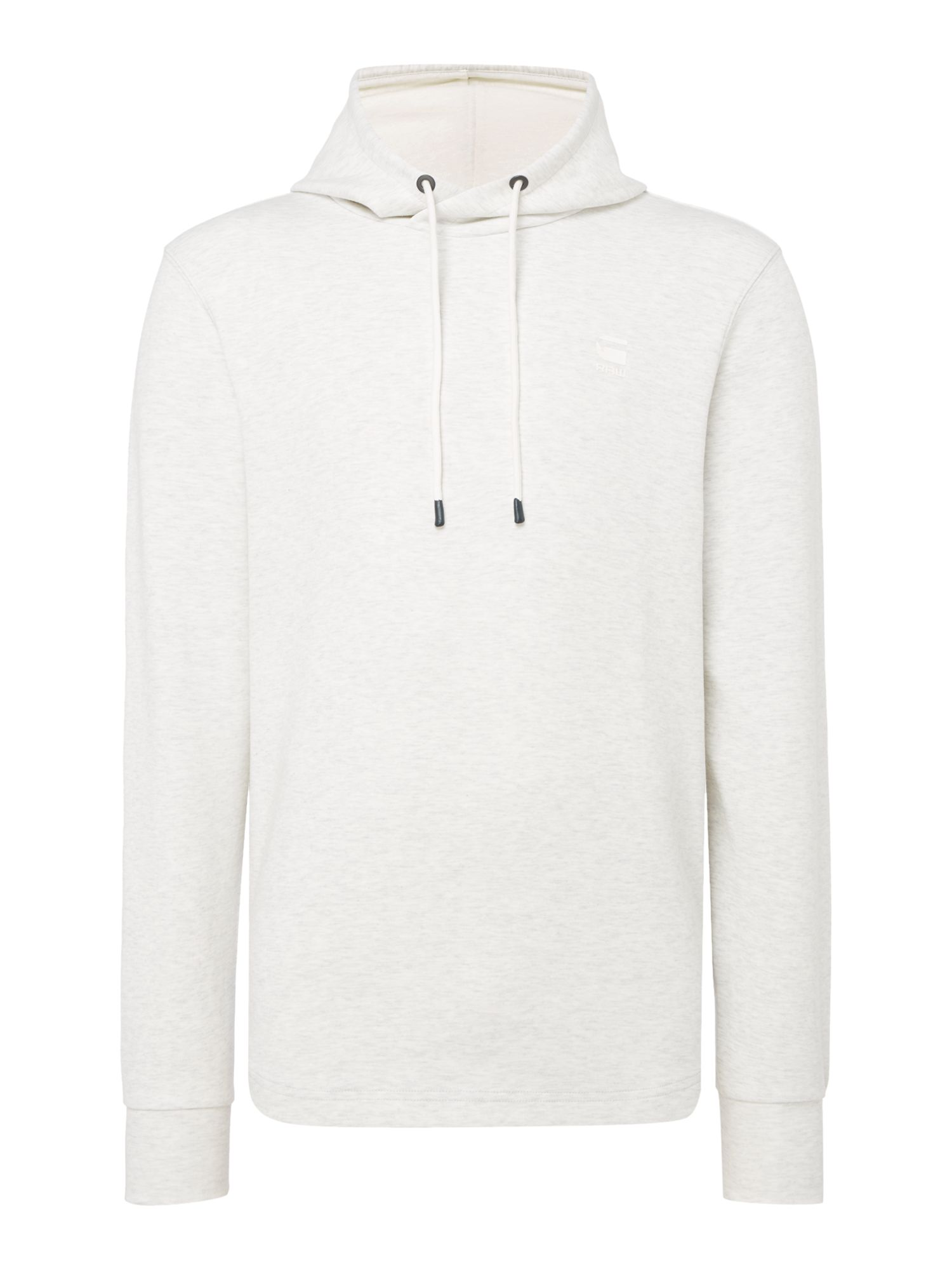 Men's G-Star Calow Zip Hooded Sweatshirt, Off White