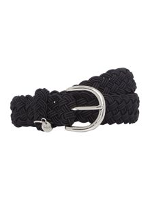 Lauren Ralph Lauren Woven stretch belt