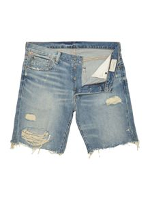 Denim and Supply Ralph Lauren Kingwood 5 pocket denim shorts