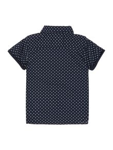 name it Boys All Over Geo Print Shirt