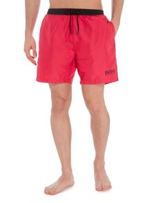 Hugo Boss Starfish Contrast Waistband Logo Short