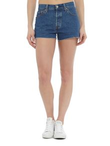 Levi's 501 denim shorts in sea island