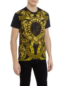 Versace Jeans All-over Floral Print T-Shirt