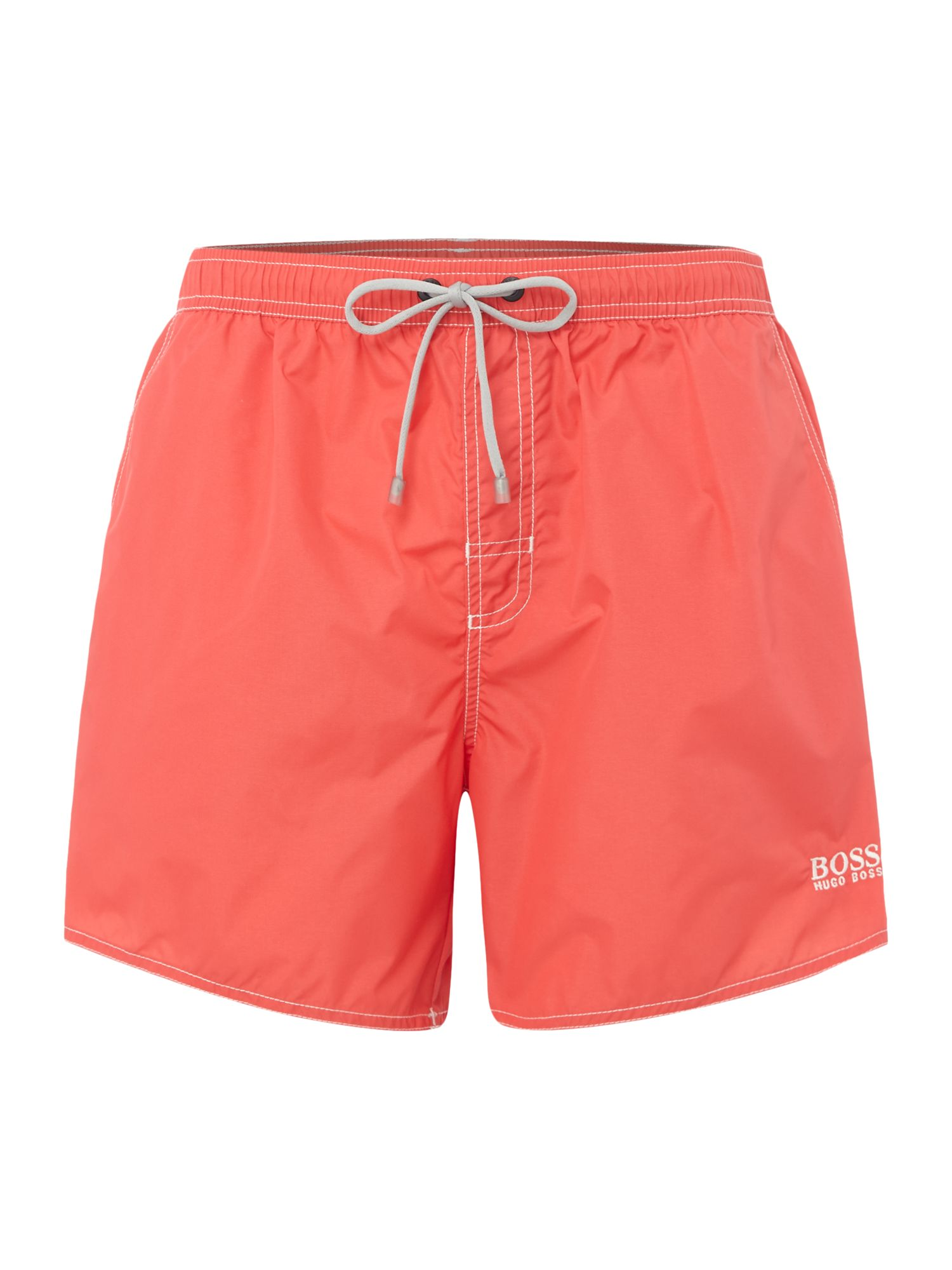Men's Hugo Boss Lobster Shorts, Red