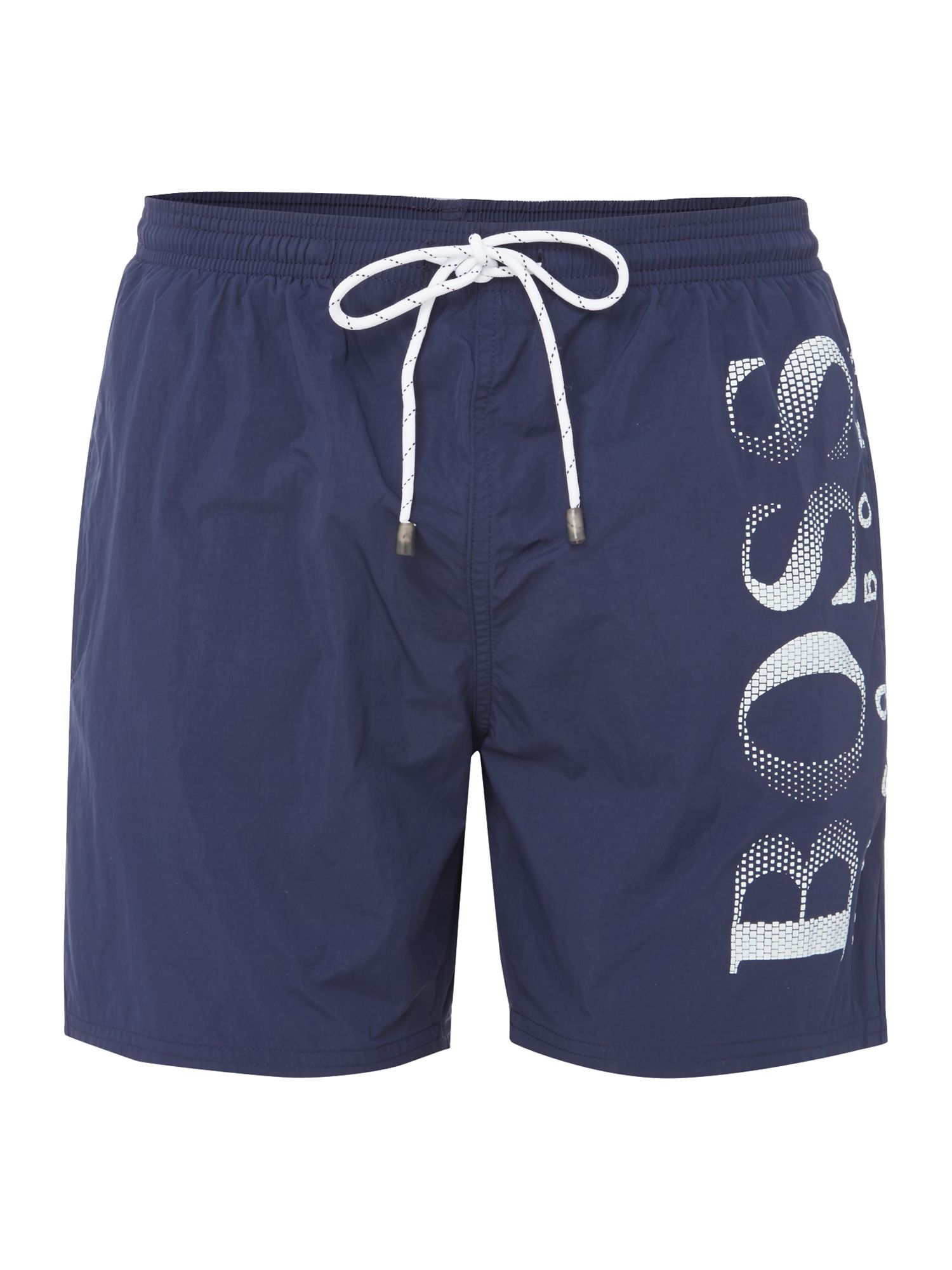 Men's Hugo Boss Octopus Swim Shorts, Blue