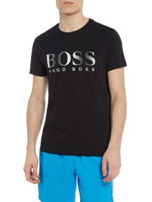 Hugo Boss Logo Swim Tee