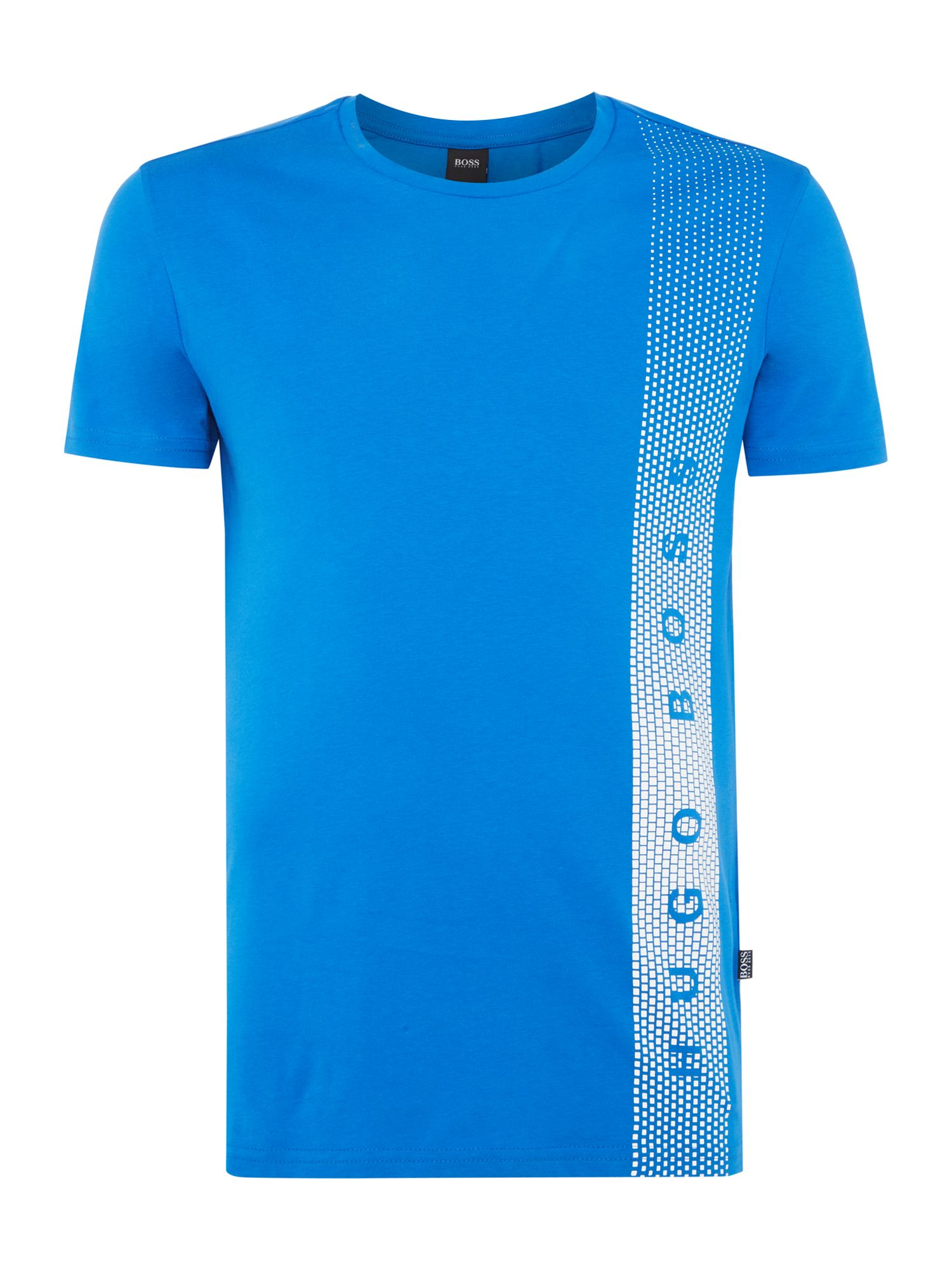 Men's Hugo Boss Logo Tee, Blue