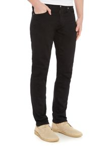 Levi's 511 Nightshine Slim Fit True Black Jeans