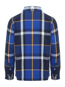 name it Boys Large Check Shirt