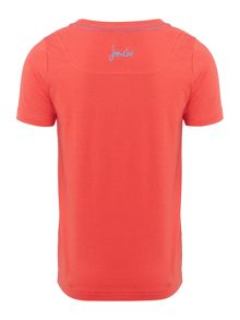 Joules Boys Turtley Awesome Short Sleeve T-Shirt