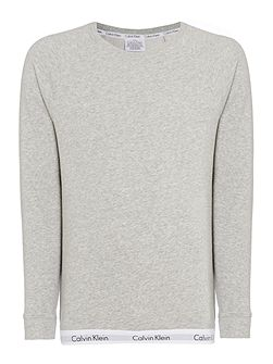 Mordern Cotton Taping Hem Sweatshirt