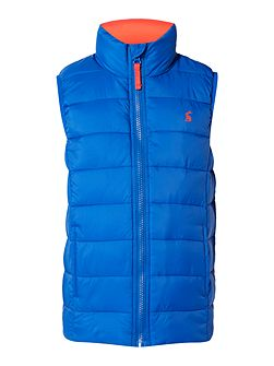 Boys Padded Packaway Gilet