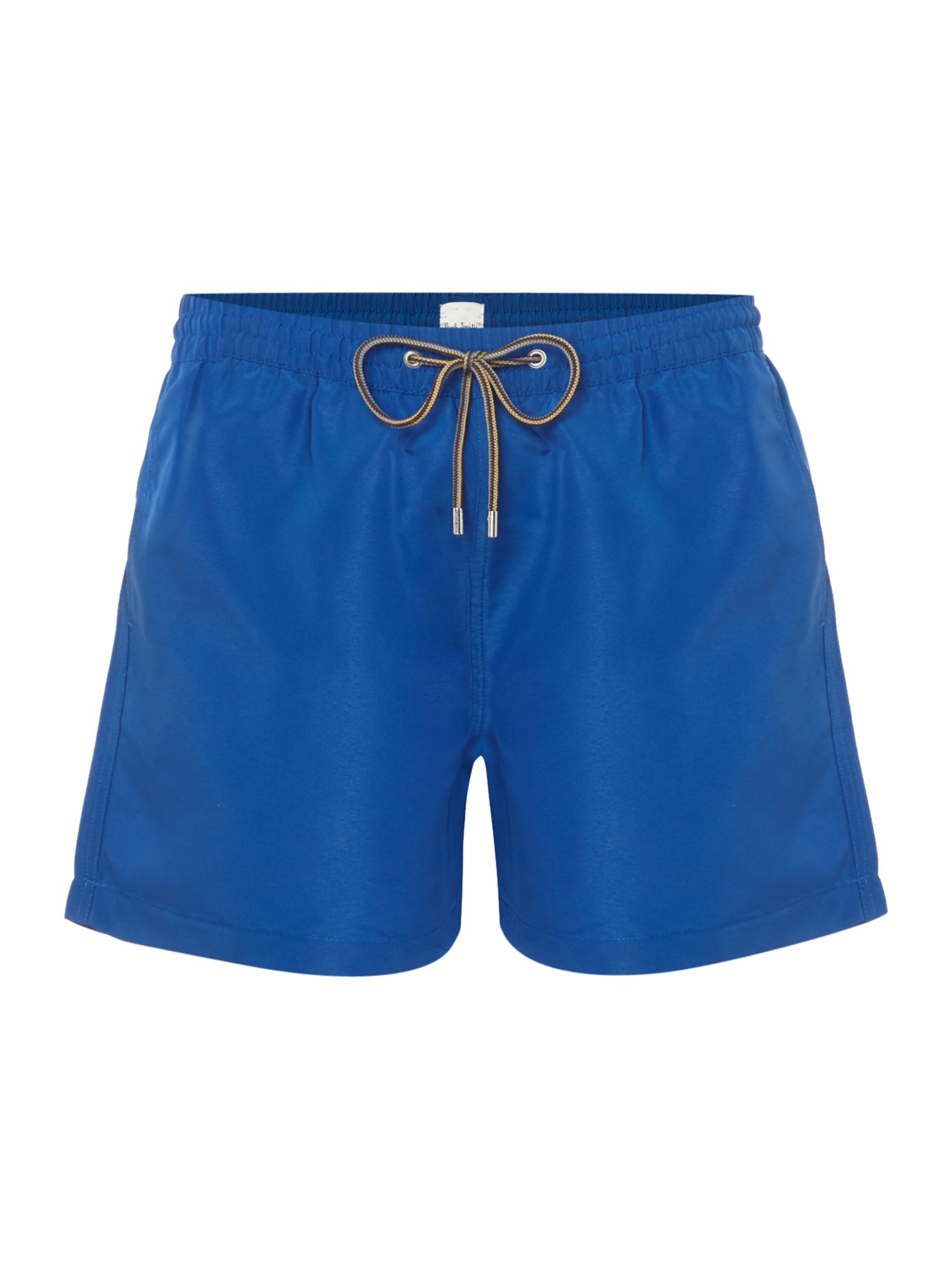 Men's Paul Smith Solid Colour Classic Swim Shorts, Blue