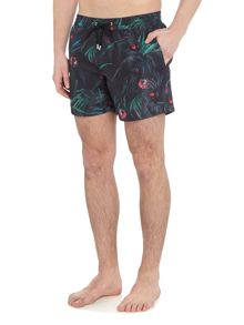 Paul Smith Bird Print Swim Shorts