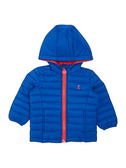 Boys Pack Away Hooded Coat