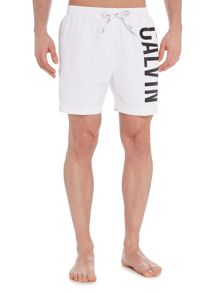 Calvin Klein Large Side Logo Swimshort