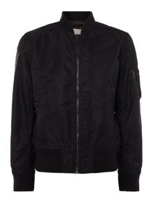 Denim and Supply Ralph Lauren Lined Bomber Jacket