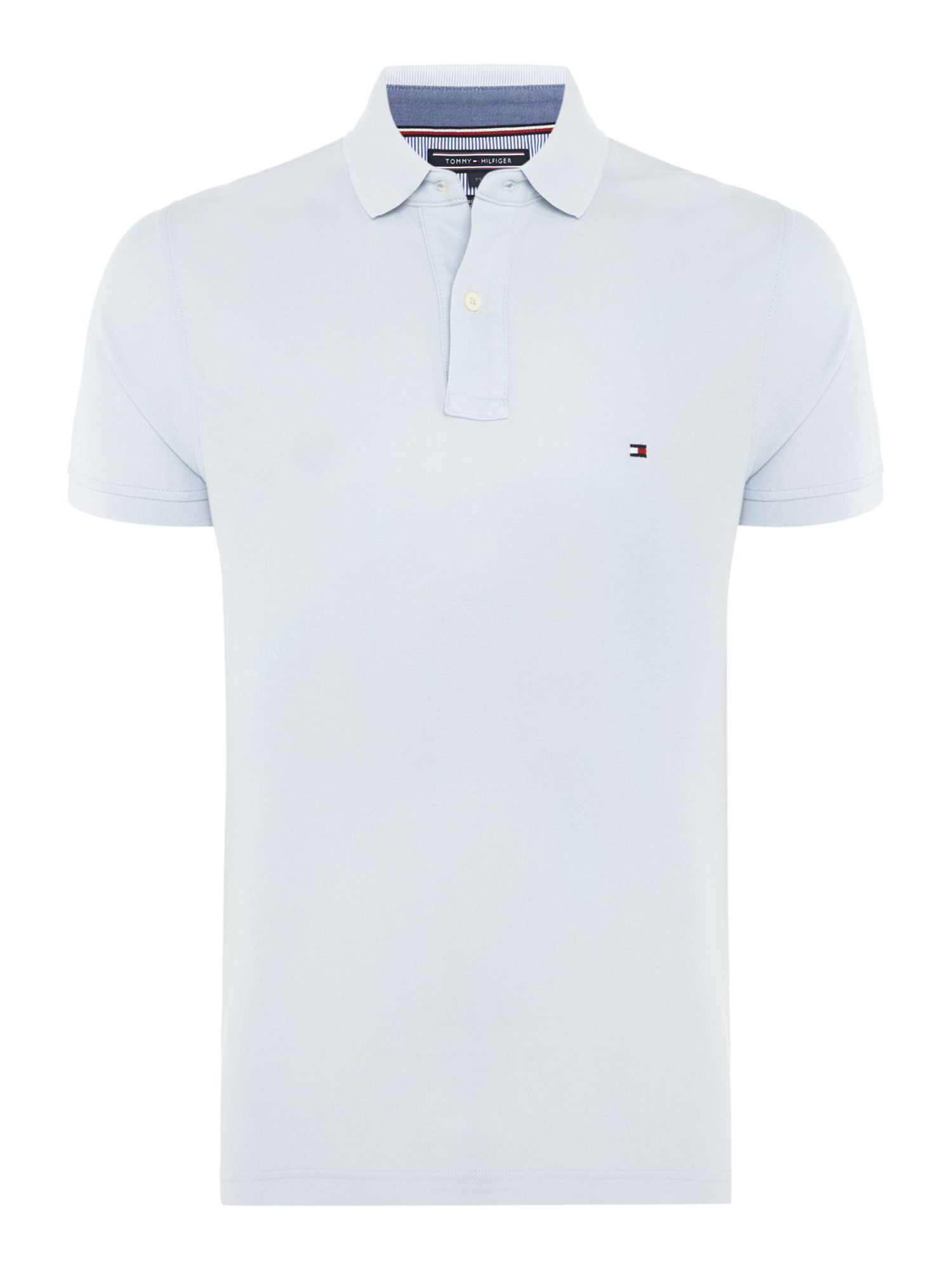 Men's Tommy Hilfiger Performance polo top, Grey