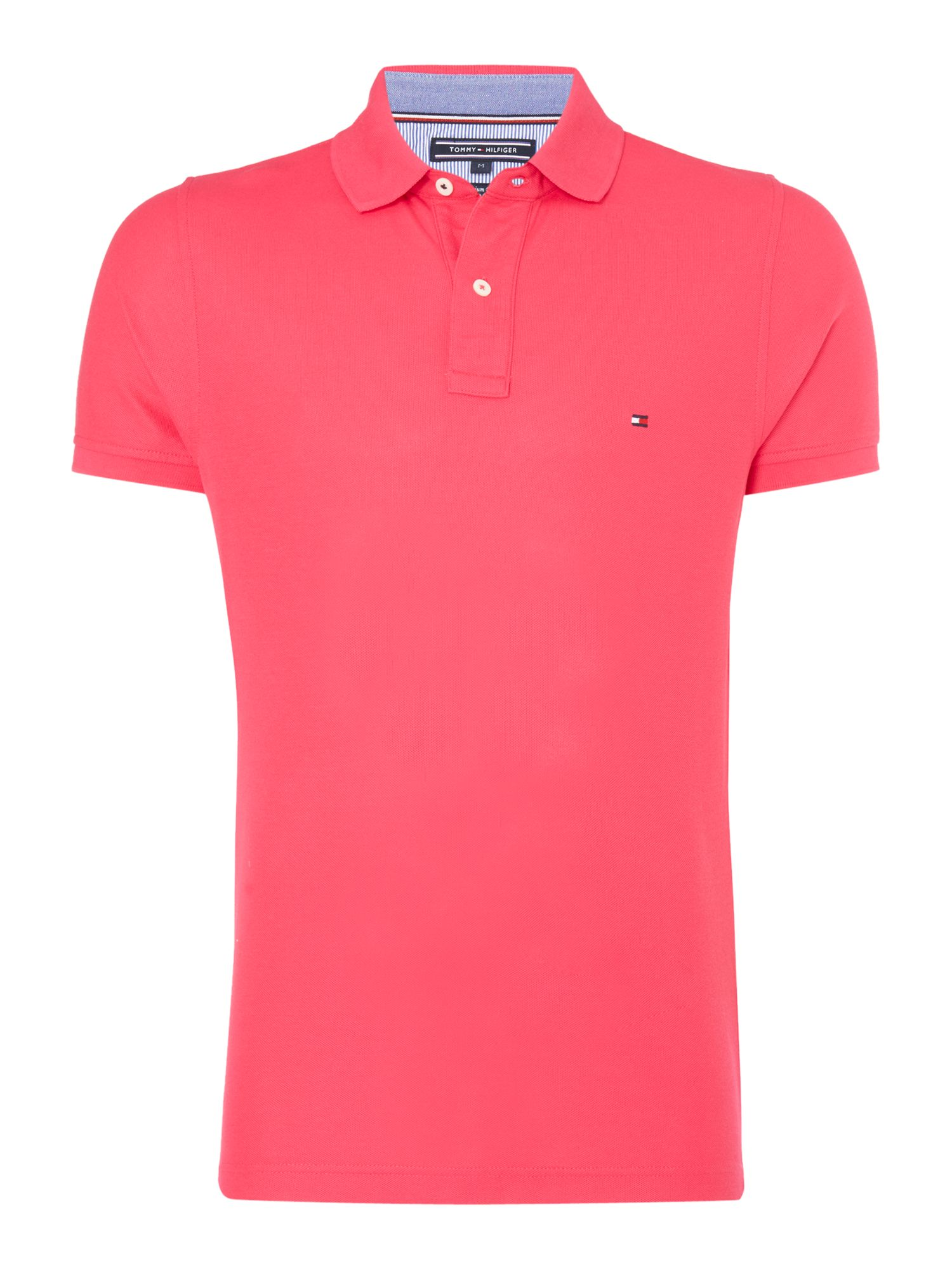 Men's Tommy Hilfiger Performance polo top, Pink