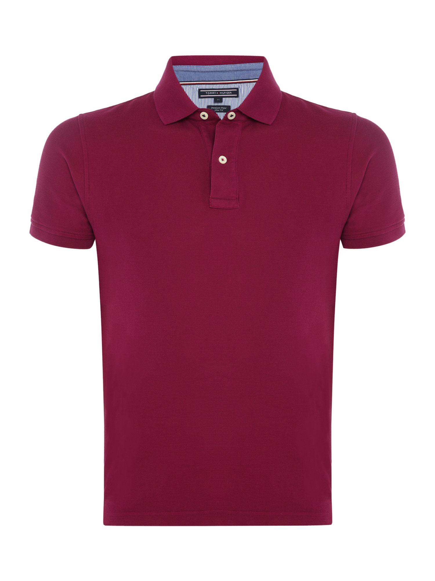 Men's Tommy Hilfiger Performance polo top, Purple