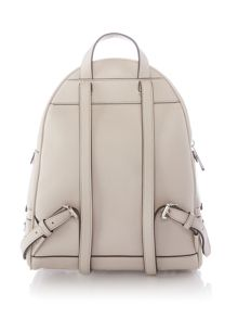 Michael Kors Rhea stud zip back pack