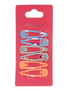 Joules Girls Floral Clips 3 Pack