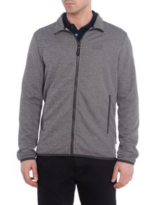 Jack Wolfskin Ribbed tongari fleece