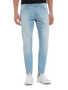 Lee Malone Light Wash Skinny Jeans