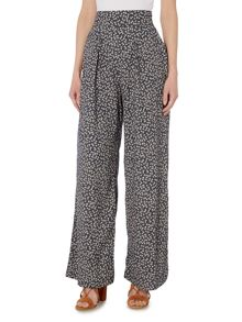 Denim and Supply Ralph Lauren High Waisted Wide Leg in Alonzo Floral