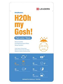 Daily Wonders H20h My Gosh! Rainwater Sheet Mask